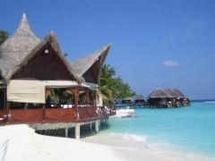 Maldiv-szigetek, Maldivien-Thulhagiri by <b>nikibaba01</b> ( a Panoramio image )