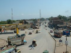 Kohat Road, Peshawar by <b>Minhajian</b> ( a Panoramio image )