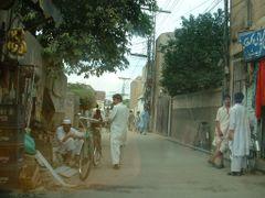 Jamal Road, Peshawar by <b>Minhajian</b> ( a Panoramio image )