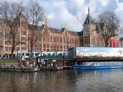 Amsterdam  NL by <b>galitsos</b> ( a Panoramio image )