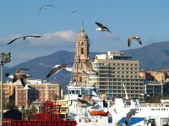 MALAGA by <b>acusticalennon</b> ( a Panoramio image )
