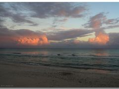 (messi10) Guanabo  –  morning at the beach [320°]  by <b>©polytropos</b> ( a Panoramio image )