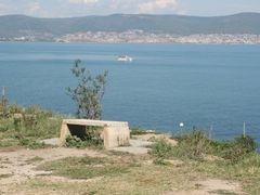 bank met uitzicht by <b>Paul Nechkova-Raven</b> ( a Panoramio image )