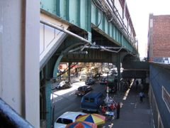 Northwest corner of Roosevelt ave & 82nd street by <b>Mate J Horvath</b> ( a Panoramio image )