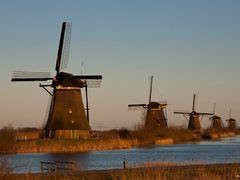 Windmills Kinderdijk by <b>© BraCom (Bram)</b> ( a Panoramio image )