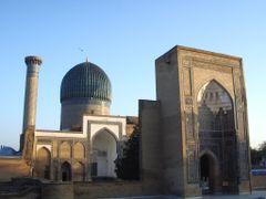 Samarqand  Gour-Emir    -  Uzbekistan by <b>© SisAnnick</b> ( a Panoramio image )
