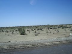 Dsert Kizyl Koum   -  Uzbekistan by <b>© SisAnnick</b> ( a Panoramio image )