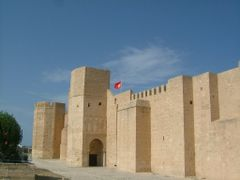 Monastir Castle by <b>AlexMatos</b> ( a Panoramio image )