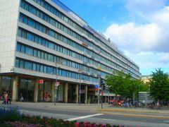 У центрі міста by <b>Sabunya</b> ( a Panoramio image )