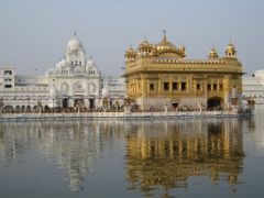 Golden temple Amritsar by <b>ardenne</b> ( a Panoramio image )