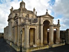 Our Lady of Providence Chapel by <b>Mario Mizzi</b> ( a Panoramio image )
