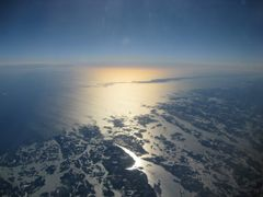Sweden from the air, Oland  island and part of the south east co by <b>Agneta Bodin</b> ( a Panoramio image )