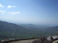 Route de Samarqand  Chakhrisabz - Uzbekistan by <b>© SisAnnick</b> ( a Panoramio image )
