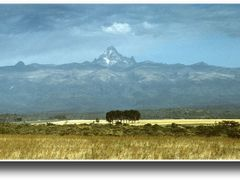 Mount Kenya: Snow on the equator - 198002LJW by <b>Larry Workman QIN</b> ( a Panoramio image )