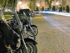 Harley Row by <b>henryjames</b> ( a Panoramio image )