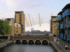 Millenium Dome - O2 Arena (photo by Pavel Culek) by <b>Pavel Culek</b> ( a Panoramio image )