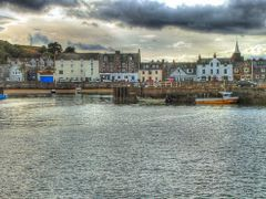 Stonehaven Harbour by <b>Three-wheels</b> ( a Panoramio image )