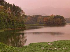 """""""Otono"""" en el tropico, Cachi, Costa Rica by <b>Melsen Felipe</b> ( a Panoramio image )"""