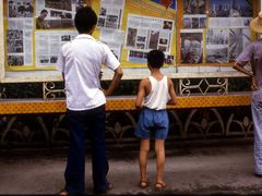 China 1985 : sur les rives du Yang-Tse-Kiang :Wanxian (Xanzhou) by <b>suila</b> ( a Panoramio image )