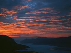 Nuuk Fjord by <b>Dirk Jenrich</b> ( a Panoramio image )