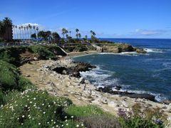 La Jolla Cove, San Diego, California by <b>davidcmc58</b> ( a Panoramio image )