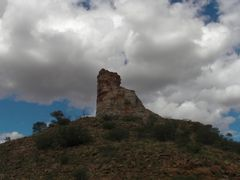 Castle rock right on its west end by <b>Francis Yan Leung</b> ( a Panoramio image )