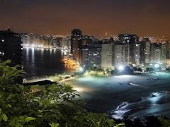 Night view of my city! by <b>Sergio Delmonico</b> ( a Panoramio image )