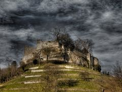 Lenzburg Castle Down South by <b>Anthony August</b> ( a Panoramio image )