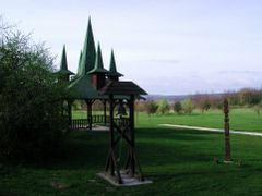 Paneuropean Picnic Memorial by <b>Ildiko Fehervary</b> ( a Panoramio image )