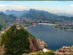 panorama di Rio - Pao de Acucar by <b>patano</b> ( a Panoramio image )