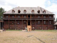 Fort Edmonton Park by <b>Gabor Retei</b> ( a Panoramio image )