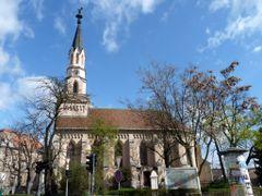Calvinist church by <b>ludka08</b> ( a Panoramio image )