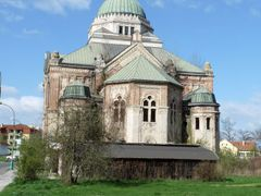 Synagogue by <b>ludka08</b> ( a Panoramio image )