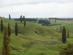 "Matamata ( "" LORD OF THE RINGS "" filming location ), New Zealand by <b>wbl.will</b> ( a Panoramio image )"