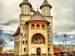 HDR Biserica Sf Nectarie Alexandru Iasi by <b>mas09</b> ( a Panoramio image )