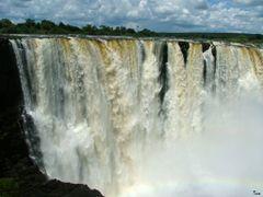 Victora Falls by <b>Malgorzata - Tora</b> ( a Panoramio image )