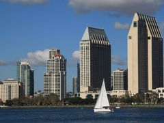 Downtown San Diego, California by <b>davidcmc58</b> ( a Panoramio image )