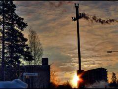 Morning has Broken..., 25.2.2011 by <b>jknaus</b> ( a Panoramio image )