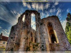 The Church Ruin of Saint Nicholas - Visby by <b>foje64</b> ( a Panoramio image )