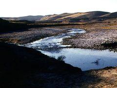 Qala-e-Naw. Калай-Нау. Река Аби-Гармак в мае. 1987 by <b>Сургуль</b> ( a Panoramio image )