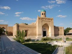 08/2007 Mosque Namazgoh 3 by <b>Florence C.</b> ( a Panoramio image )