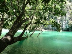 "Puerto Princesa Subterranean River by <b>June""s</b> ( a Panoramio image )"