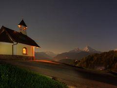Vollmondnacht by <b>Hartl</b> ( a Panoramio image )