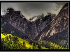 Gan Alm, Karwendel Mountains by <b>dick v.</b> ( a Panoramio image )
