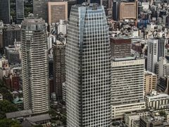 View from Tokyo tower by <b>rikipoco</b> ( a Panoramio image )