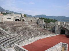 Kanli Kula Amphitheatre, Herceg Novi by <b>© Douglas MacGregor</b> ( a Panoramio image )