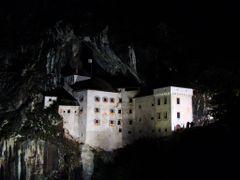 Night view of castle by <b>Samo Trebizan</b> ( a Panoramio image )