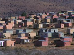Government Housing in Cradock by <b>qsipics</b> ( a Panoramio image )
