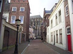 Utrecht - Dom church by <b>Noud</b> ( a Panoramio image )