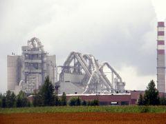 Костюковичский цементный завод by <b>Vmikl37</b> ( a Panoramio image )